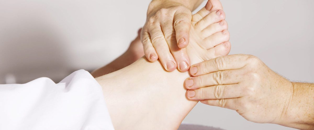 bienfaits massage pieds