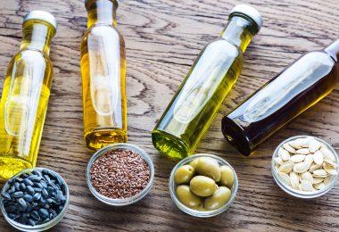 bienfaits huiles vegetales