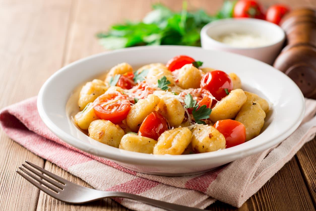 recette farine de patate douce