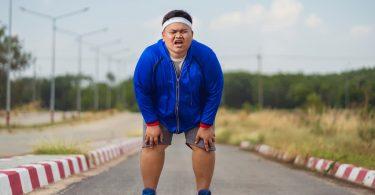 courir quand on est en surpoids